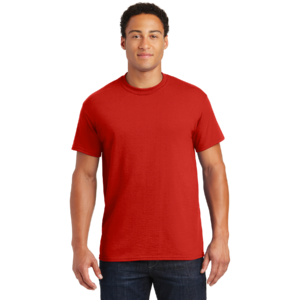 Gildan 50/50 Heavyweight Ultra Cotton Dryblend Short Sleeve Tee Shirt