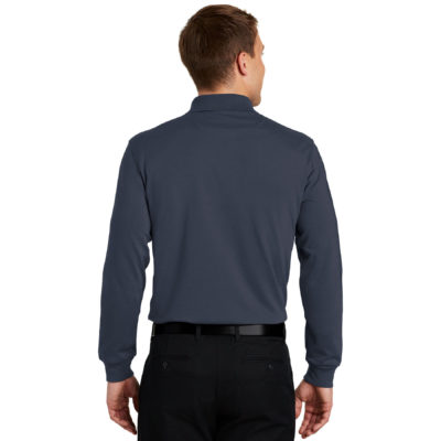 Port Authority Rapid Dry Polo Long Sleeve 2