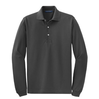 Port Authority Rapid Dry Polo Long Sleeve 5