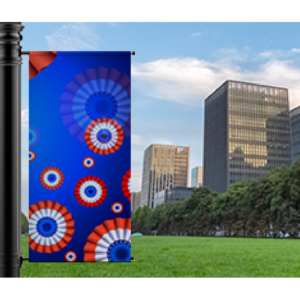 Boulevard Light Pole Banner