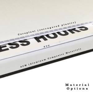 Materials Comparison