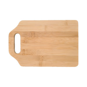 Bamboo Cutting Board with Handle 6 x 9