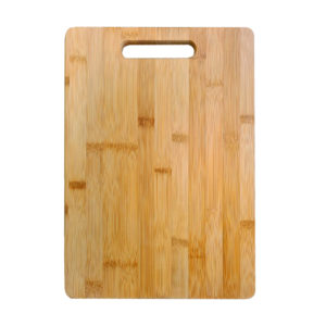 Bamboo Cutting Board Topdown Blank 9.75x13.75
