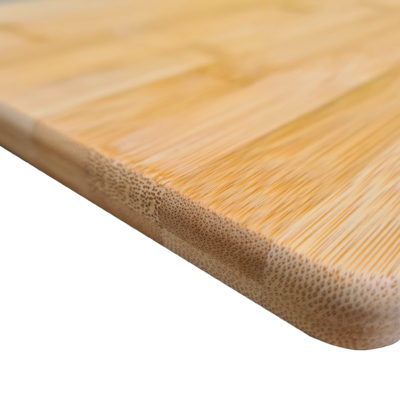 Bamboo Cutting Board Closeup