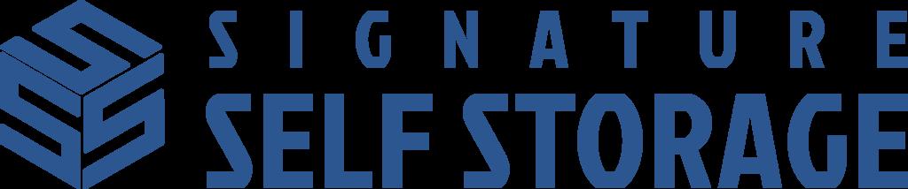 Signature Self Storage Logo